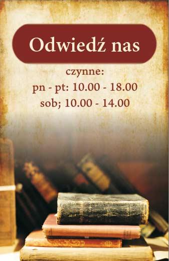 Księgarnia diecezjalna w Płocku - godziny otwarcia