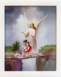 Płocka Księgarnia Diecezjalna - Obraz z Aniołem Stróżem