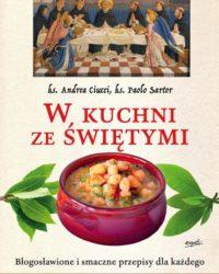 Księgarnia Diecezjalna Płock - W kuchni ze świętymi