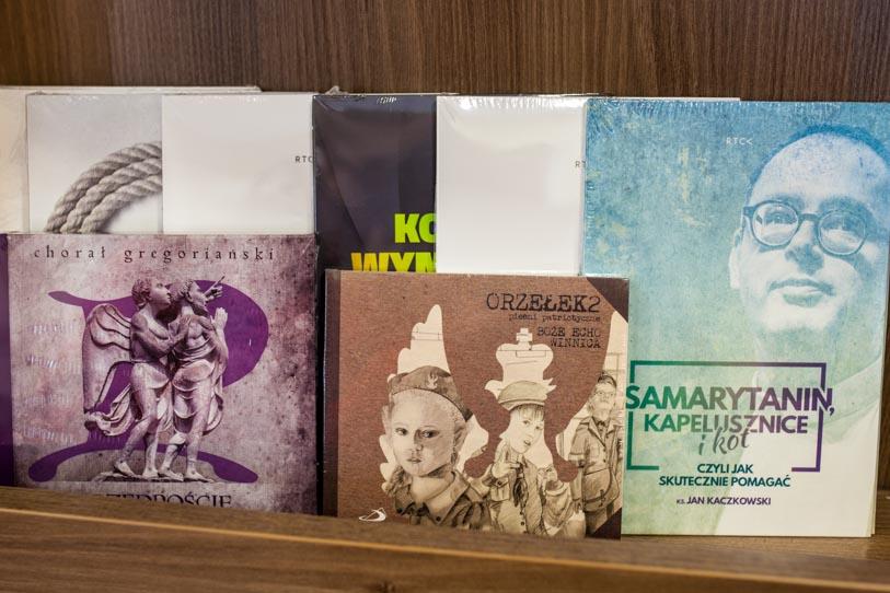 Płocka Księgarnia Diecezjalna - Multimedia - filmy, audiobooki, płyty CD