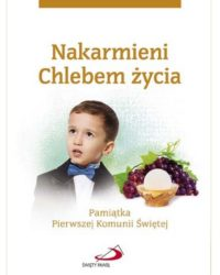 Księgarnia Diecezjalna Płock - Nakarmieni Chlebem życia