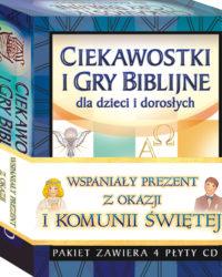 Księgarnia Diecezjalna Płock - Ciekawostki i gry biblijne