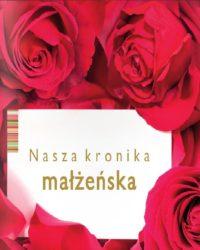 Księgarnia Diecezji Płockiej - Nasza kronika małżeńska