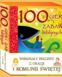 Księgarnia Diecezjalna Płock - 100 gier i zabaw biblijnych