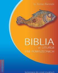 Księgarnia diecezja płocka - Biblia w liturgii dni powszednich