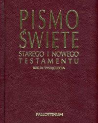 Księgarnia diecezja płocka - Pismo Święte skóra ekologiczna