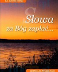 Ksiegarnia diecezja płocka - Słowa za Bóg zapłać