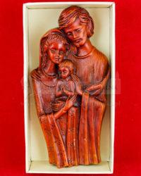 Ksiegarnia diecezja plocka - Relief gipsowy