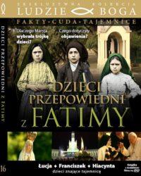 Księgarnia diecezja płocka- DVD Dzieci przepowiedni z Fatimy
